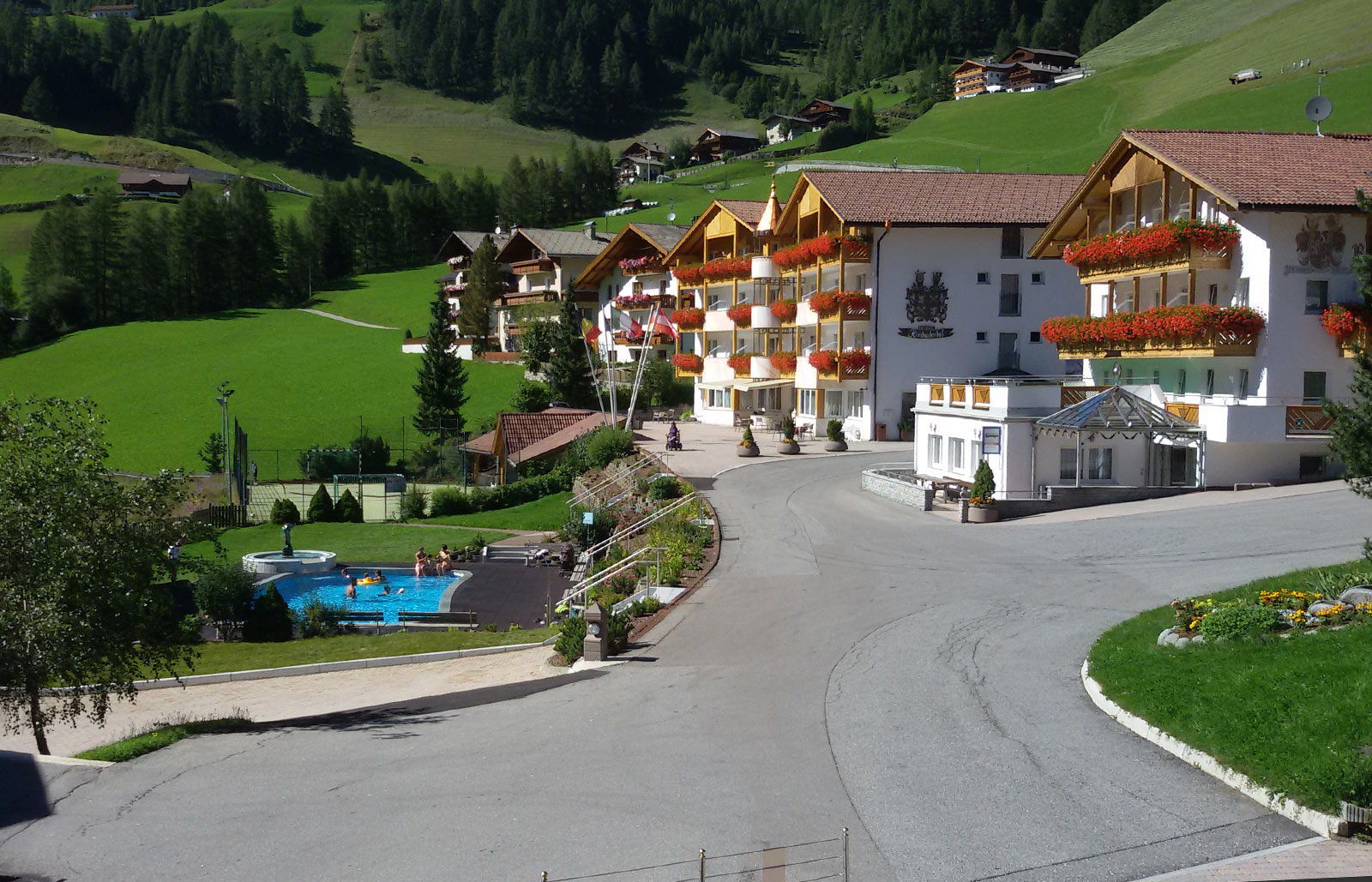 Hotel Rinsbacherhof a Molini di Tures in Valle Aurina